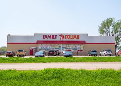 Building SOLD: Family Dollar - Eagle Butte, SD