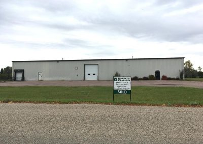Building SOLD: DEMI Manufacturing Building