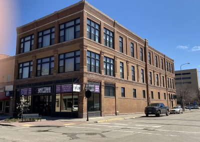 Building SOLD: Olwin Angell re-development. Building LEASED: Anytime Fitness