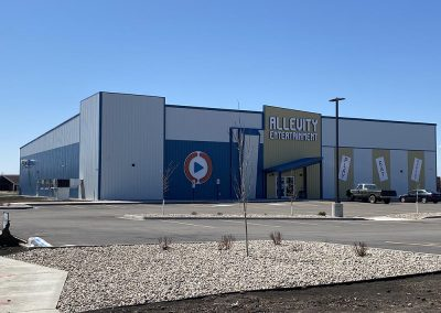 Commercial Land SOLD: Allevity Entertainment Complex
