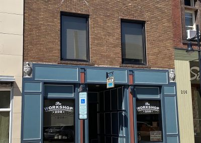 Building SOLD: The Workshop Co-working
