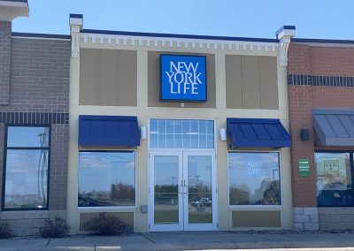 Building LEASED: New York Life Insurance