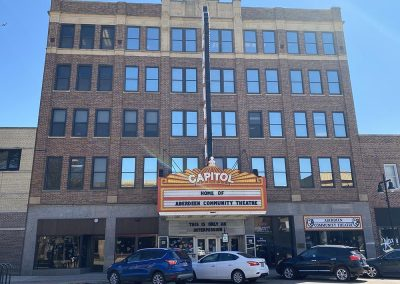 Building LEASED: Multiple Tenants