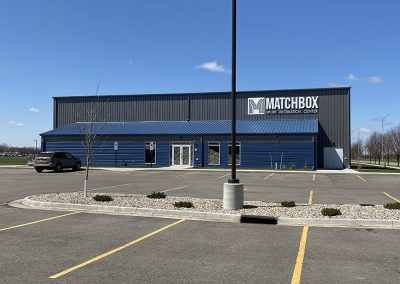 Commercial Land SOLD: Matchbox Recreation Center