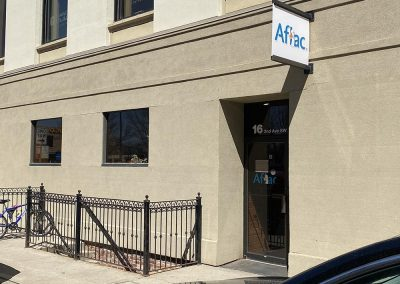 Building LEASED: AFLAC Insurance offices