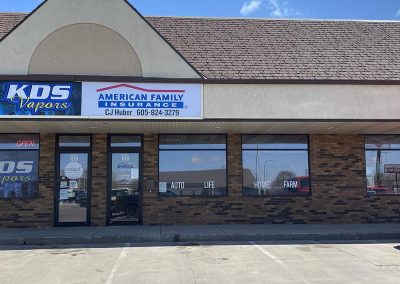Building LEASED: CJ Huber American Family Insurance