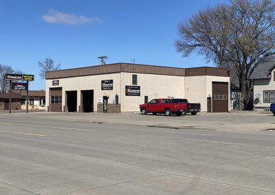 Building SOLD: Exhaust Pros. Building LEASED: Dakota Auto Detailing
